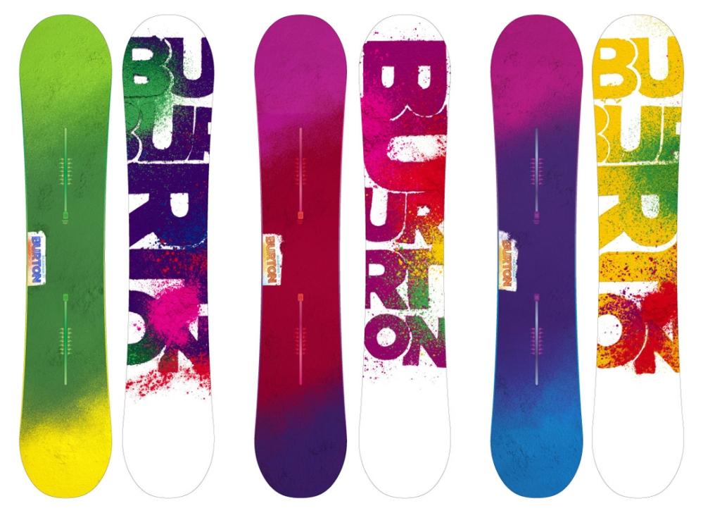 Burton Blender 2012