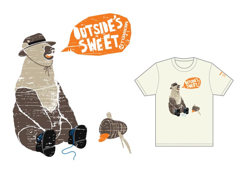 NPF-bear-tee