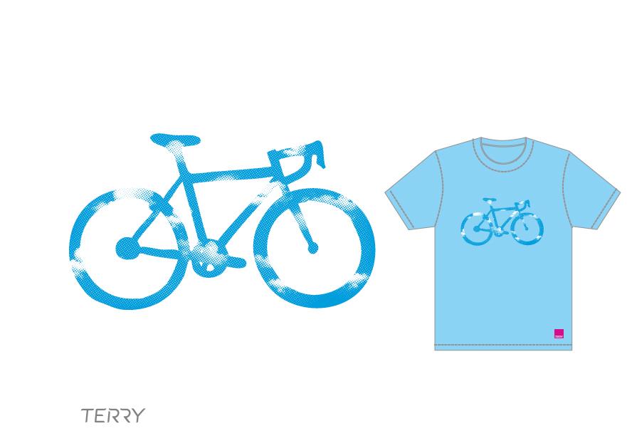 Terry Bicycles — Cloud Bike Tee